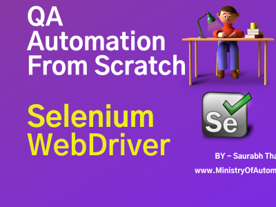 Protected: Selenium WebDriver with Java – From Zero to Hero in QA Automation